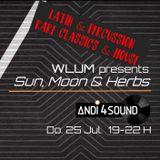WLUM - 674FM - Latin-Bossa-Brazil & House 2019_07 Andi4Sound