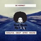 GOD MADE ME FUNKY UK -DE HORNET - SOULFUL DEEP AFRO  MIX