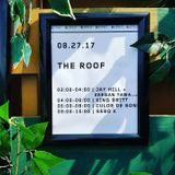 Jay Hill w/Keegan Tawa (Live Sax) - Output Roof opening for King Britt + Culoe de Song + Sebo K