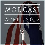 MODCAST APRIL 2017 by YANEEK