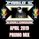 Pablo G - April 2019 Promo Mix