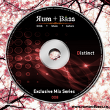 Distinct - Rum + Bass Exclusive Mix Series 008 - www.rumandbass.ca.