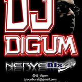 DJ Digum & DJ Gates  OMA Global Radio (Special Guest Dj Mix)