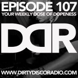 Dirty Disco Radio Episode 107 - Hosted By Kono Vidovic - Guestmix by Rutger Heij & Lorenzo Davillo