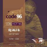 CODE 96 SET 1(HOT 96)_ Dj Ali_G