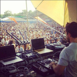 LUCIANO / Live at Love Family Park in Hanau, Germany / 07.07.2013 / Ibiza Sonica