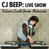 Cj_BEEP - Future funk from moscow (Live Show)