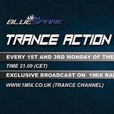 Dj Bluespark - Trance Action #392