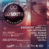 Dj Melohman LIVE @ Hotshot (Go South Weekender)