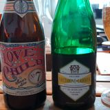 Cellar Episode: DeCam Nectarine Lambic and Boulevard Brewing Love Child No- 07 ep148