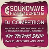 Soundwave Croatia 2014 DJ Competition Entry by GONESTHEDJ