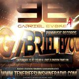 DJ Mix Gabriel Evoke @ Tenerife Sunshine Radio - Spain