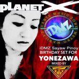 YONEZAWA (birthday set) mixed by DJPG29