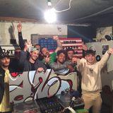 Affaire2Style l'émission HipHop on radio MNE avec le collectif LA PERF et l'artiste Nelson's Artwork