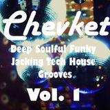 Deep Soulful Funky Jacking Tech House Mix Vol.1
