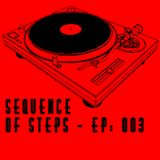 Sequence of steps - EP 003