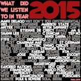 What Did We Listen To In Year 2015