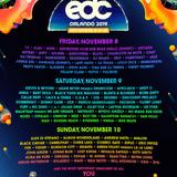 Party Favor x EDC Orlando 2019