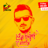 Mose N - Guest Set @ Pro FM Party Mix (26.10.2018)