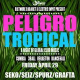 Grafta - Peligro Tropical Promo Mix