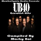 Marky Boi - UB40 - Greatest Hits