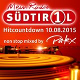 2015-08-10 Hitcountdown @ Südtirol1