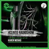 @Ibiza global radio @karenmenad @4cento radio show