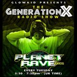 GL0WKiD pres. Generation X [RadioShow] @ Planet Rave Radio (17th March 2015)