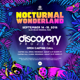 """Nocturnal Wonderland Open Casting Call 2018"""