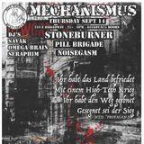 Mechanismus Live Mix XXIII