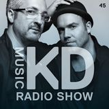 KDR045 - KD Music Radio - Kaiserdisco (Live at #BPM2017, Playa Del Carmen, Mexico)
