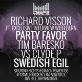 Powertools Mixshow - Episode 6-10-17 F:  Party Favor, Tim Barekso vs. Clyde P, & Swedish Egil