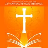 ICC Revivals 2014 Session 1