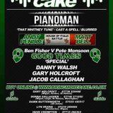 Pianoman EXCLUSIVE More Cake Promo Mix (23rd Sept 2017)