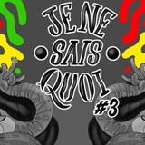 Welcome to Je Ne Sais Quoi 3 - Acid reggae - 27/04 West Cork