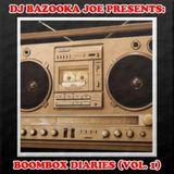 DJ Bazooka Joe - Boombox Diaries (Disc 1)