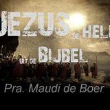 pra. Maudi de Boer-Jezus de Held uit de Bijbel-28 juli 2013