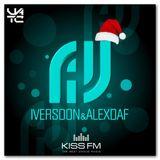 Iversoon & Alex Daf – Club Family Radioshow 067 on Kiss Fm (Year Mix 22.12.14)