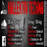 Djane Malice @ Kollektiv Techno 3 Years Durchdrehen Podcast - 07.08.2014