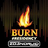 BURN RESIDENCY 2017 – DJ ZD3NDRUID