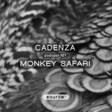 Cadenza Podcast | 121 - Monkey Safari (Source)