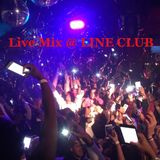 Live Mix @ LINE CLUB (01.21.Sat.2017)