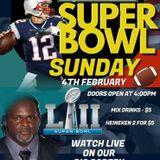 Super Bowl sunday Punch Thelma's Hideout Dj Wiz  pt 1