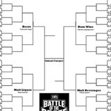 2018 BWB Battle Of The Booze Preview