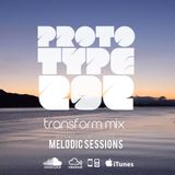 Transform Mix : The Melodic Sessions