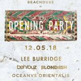 Behrouz - live at Beachouse Club Opening Party (Ibiza, Spain) - 12-May-2018