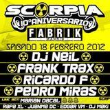Frank Trax @ Scorpia (Fabrik, 18-02-12)