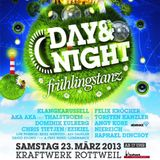 David Suono - Day & Night Frühlingstanz 23.03.2013 Opening set (live) @ Garten Eden