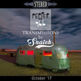 Transmissions @ Pepper 96.6 (October '17) by DJ Snatch