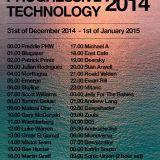 Andromedha - Progressive Technology 2014@Pure FM (01-01-2015)